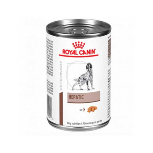 Royal Canin Hepatic húmedo 420Gr
