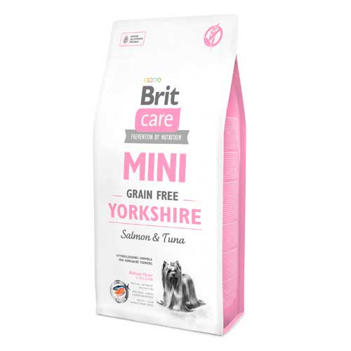 Brit Care Yorkshire Salmón y Atún razas mini