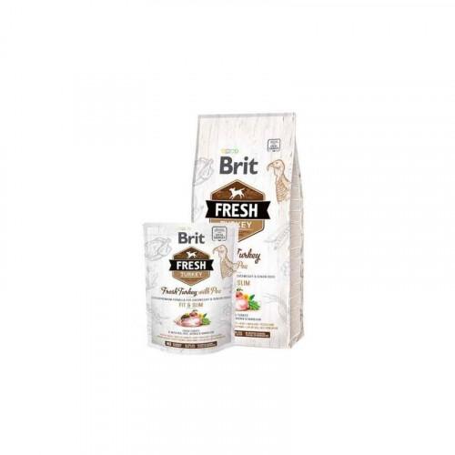 Brit Fresh Fit & Slim Adult Pavo y Guisantes