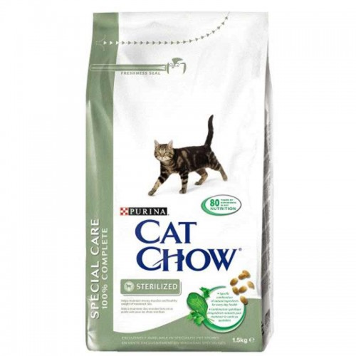 Cat Chow Adulto Esterilizado