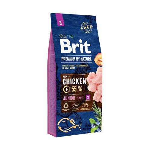 Brit Premium Junior Pollo Razas Pequeñas