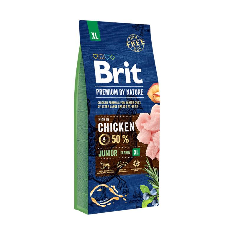 Brit Premium Junior Pollo Razas Gigantes
