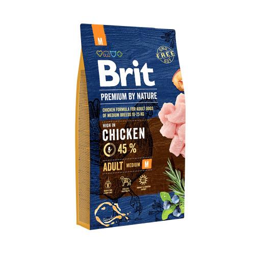 Brit Premium Adulto Pollo Razas Medianas