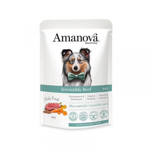 AMANOVA SOBRES ADULT IRRESISTIBLE BEEF