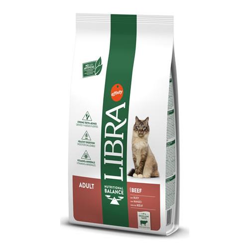 Libra Adult Buey para Gatos