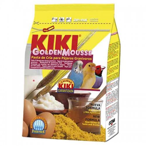 Pasta de cría amarilla Kiki