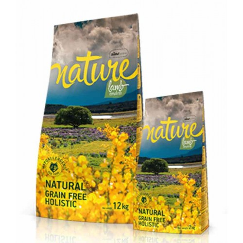 Satisfaction Nature Grain Free Cordero
