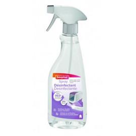 Desinfección y limpieza ambiental