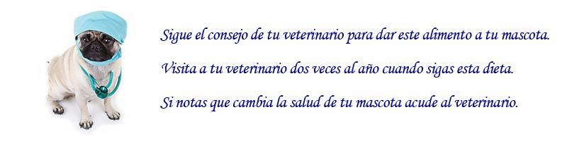 Prescripción veterinaria